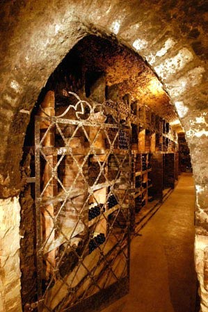 Vicarage Wine Cellars