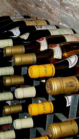 The finest selection of wines for your pleasure