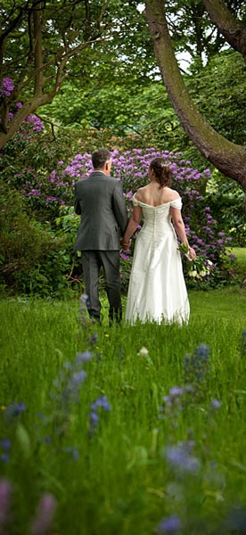 Perfect for Weddings - The Old Vicarage