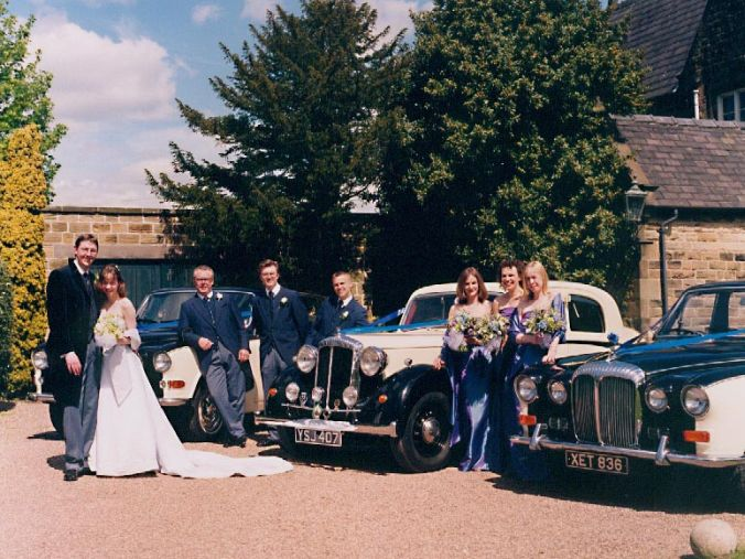 The Old Vicarage Restaurant Sheffield Exclusive Wedding Ceremony